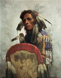Native american art from Mark Rohrig and Kirby Sattler on ...