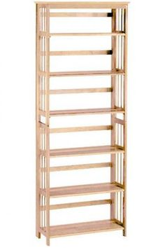 Folding/Stacking Set of Two Bookcases and One Top #3323410820 #33234820 #3323410 #33234