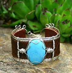 Nacozari Turquoise & Western Lily's by Deborah & Russell Shamah  ~  x