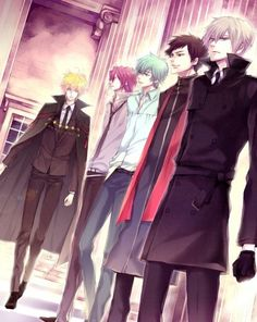 Find images and videos about katekyo hitman reborn, Reborn and first generation on We Heart It - the app to get lost in what you love. Hitman Reborn, Reborn Katekyo Hitman, Manga Boy, Manga Anime, Anime Male, Reborn Anime, Anime Gangster, Fan Service, Fanart