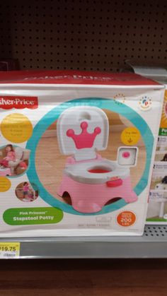 Princess Potty Chair Converts to Toilet and Step Stool : potty chair step stool - islam-shia.org