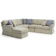 ANNABELSECT0SK in by Best Home Furnishings in Port Allen, LA - ANNABEL SECT0SK Stationary Sofa