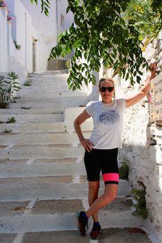 Den greske øydrømmen for de sporty