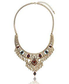 Halsband Gina Tricot, (Tribal collar 199kr)