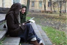 sisters in hijaab