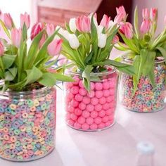 60 Super Ideas Baby Shower Decorations For Girls Centerpieces Floral Arrangements Easter Crafts, Holiday Crafts, Holiday Fun, Easter Decor, Easter Ideas, Easter Dinner Ideas, Easter Buffet, Family Holiday, Holiday Ideas
