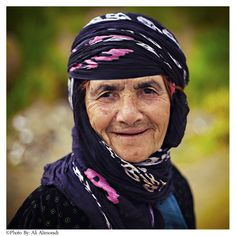 Kurdish Woman by Ali Alimoradi on 500px