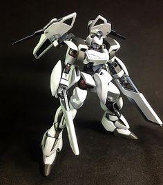 GUNDAM GUY: 1/100 RGX-8 Spirit [MG Shenlong Gundam EW] - Custom Build