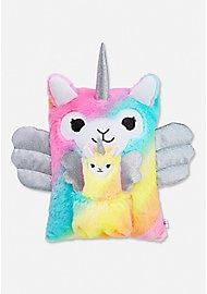 Llamacorn Pouch Pillow For Girls Justice Accessories, School Accessories, Doll Accessories, Baby Girl Party Dresses, Cheap Flower Girl Dresses, Cute Journals, Cute Notebooks, Justice Toys, Jojo Siwa Outfits