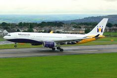 Monarch Airlines Airbus A330-243