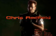 Chris Redfield Biohazard Gifs - Yahoo Image Search Results