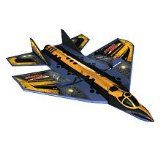 Air Hogs Blue/Orange Space Aa (Toy) newly tagged rc