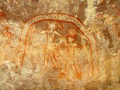 The World Heritage List Site of Bhimbetka - UNESCO