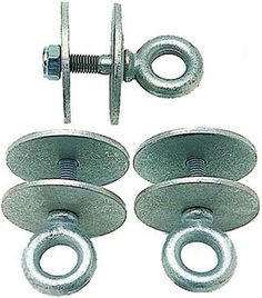 Tire Swing Eye Bolts (Set of 3)