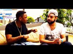 Compton MC Kendrick Lamar Interviewed By Hima From Das Racist - Rap Show #01