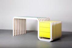 Ply Like Lajkó Desk by Process on Homeli