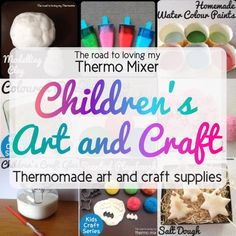 thermomix art and craft