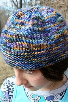 Harry Potter 4 chapter hat by Judy Schmitz (Hermione's hat). Free pattern on Ravelry at http://www.ravelry.com/patterns/library/harry-potter-4-chapter-hat