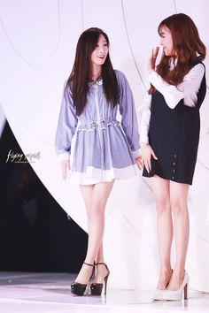 SNSD Taeyeon Fashion KODE 2015 opening event