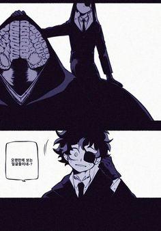 Boku no Hero Academia: villian!Midoriya
