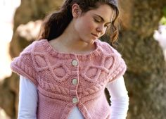 Love everything about Toboggan Sideways Cardigan made of Merino and superfine Alpaca and my favorite color Pink.!!