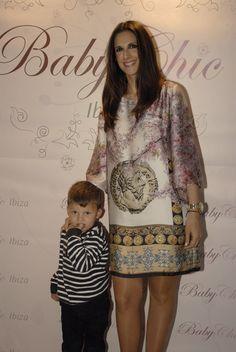 tienda de ropa para el bebé en Ibiza. Baby Chic Ibiza. Gran inauguración. www.babychicibiza...