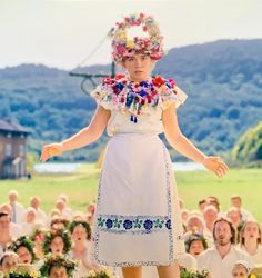 Dani the May Queen from Midsommar. Have watched only about 5 horror films in my 37 years but I did enjoy this one.