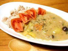 きのこシチュー - 1件のもぐもぐ - 茸クリームシチュー by marron