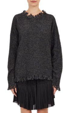 Birdseye Bouclé Daniel Cowens Sweater