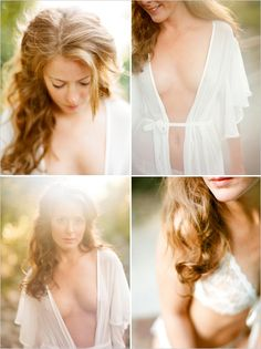 If I ever did any boudoir photos I would want outdoor ethereal boudoir
