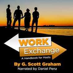 Are you hosting a volunteer from Workaway, HelpX, Volunteers Base or other work exchange service? This short book will help you figure out what you want from a work exchange while avoiding issues and problems. You'll learn strategies for recruiting, screening, preparing for arrival and working effectively with your volunteers including support and supervision. This book even guides you on how to wrap up the experience. Links to resources and additional tools for hosts are included.