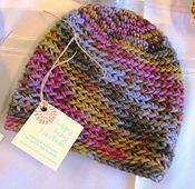 Ravelry: Baby Spirals Beanie pattern by Tasha Wells