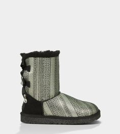 UGG Australia's embellished bow boot for women - the #Bailey Bow