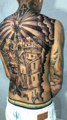 Tattoolucas has just created an awesome short video Full Leg Tattoos, Back Tattoos For Guys, Arm Sleeve Tattoos, Hand Tattoos, Chicano Style Tattoo, Chicano Tattoos, Drake Tattoos, Tattoo Font For Men, Heaven Tattoos