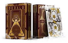 Dedalo Omega Playing Cards by Thirdway Industries — Kickstarter