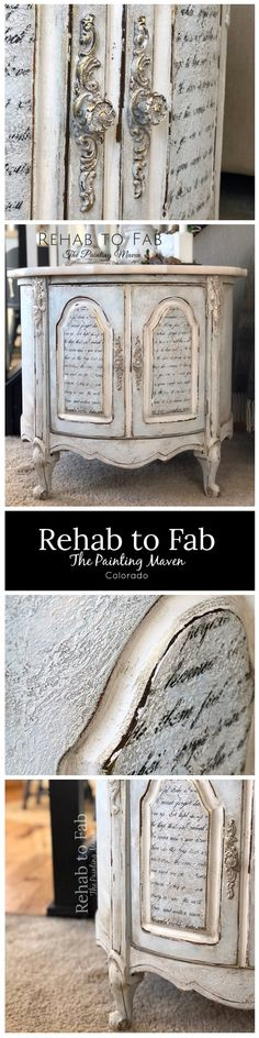 French Provincial done by Rehab to Fab