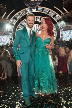 DANCING WITH THE STARS - 'Episode 2301' - 'Dancing with the Stars' is back with its most dynamic cast yet and ready to hit the ballroom floor. The competition begins with the two-hour season premiere, live, MONDAY, SEPTEMBER 12 (8:00-10:01 p.m. EDT), on the ABC Television Network. (Eric McCandless/ABC via Getty Images)JAMES HINCHCLIFFE, SHARNA BURGESS via @AOL_Lifestyle Read more…