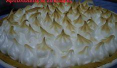 Τάρτα λεμονιού με μαρέγκα από τον Γιώργο Μάντζο και το «Αρτοποιεία & Συνταγές» !
