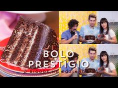 BOLO PRESTÍGIO feat. Luh Sicchierolli | O Bigode na Cozinha 23 #ICKFD - YouTube