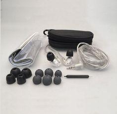36.59$  Watch now - https://alitems.com/g/1e8d114494b01f4c715516525dc3e8/?i=5&ulp=https%3A%2F%2Fwww.aliexpress.com%2Fitem%2FDIY-Professional-Headphones-SE-215-3-5MM-Hi-fi-Stereo-Headphones-Noise-Isolating-fone-de-ouvido%2F32710204657.html - with retail gift box case DIY Headphones SE&215 3.5MM Hi-fi Stereo Headphones fone de ouvido In-Ear Monitor Auriculares