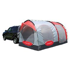 CampRight SUV Tent with Screen Room
