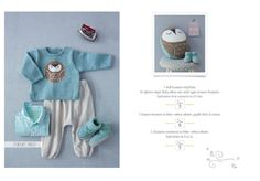 Mini-catalogue N°601: Layette - Layette - Phildar