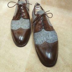 handmade bespoke shoes — #handmadeigorsuhenko #maketomeasure #madetomeasure...