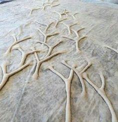 Fiona Duthie: The Last Dress Textile Texture, Textile Fiber Art, Texture Art, Fabric Art, Fabric Design, Fabric Manipulation Techniques, Fabric Manipulation Tutorial, Felt Pictures, Techniques Couture