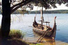 Jomsborg Viking ship
