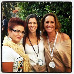 Belle la @Francesca Galafti Ungaro e la @annalisagennaro :-) #TA12