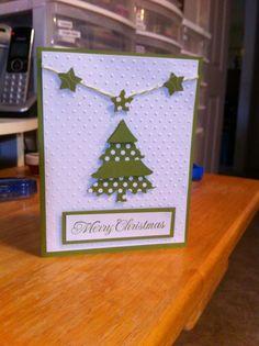 Tree card...Scrap Rx