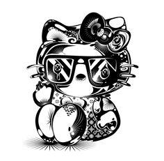 Hello Kitty Arigato: Japanese Anime Meets High Fashion - mashKULTURE