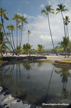TRAILBLAZER HAWAII: The Big Island's Place of Refuge: Escaping into Pr...