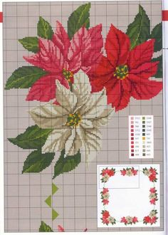 Thrilling Designing Your Own Cross Stitch Embroidery Patterns Ideas. Exhilarating Designing Your Own Cross Stitch Embroidery Patterns Ideas. Cross Stitch Borders, Cross Stitch Flowers, Cross Stitch Charts, Cross Stitch Designs, Cross Stitching, Cross Stitch Embroidery, Cross Stitch Patterns, Christmas Embroidery, Christmas Cross